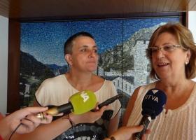 Roda de premsa posterior a la sessió de comú a Andorra la Vella (27 de juny del 2019)